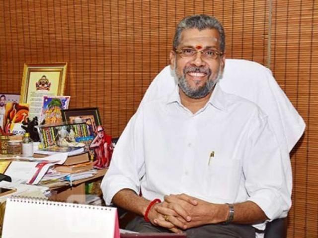 Dr. KG Raveendran