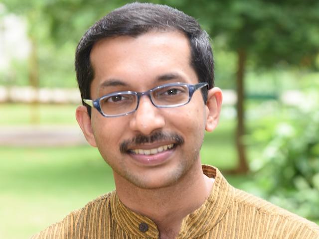 Dr. Sarin Sasikumar