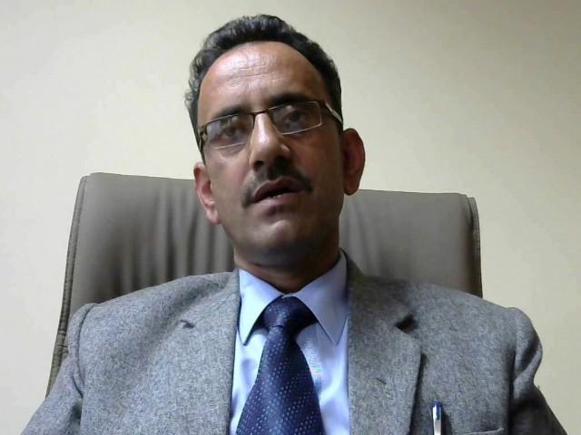 Prof. Sanjeev Sharma