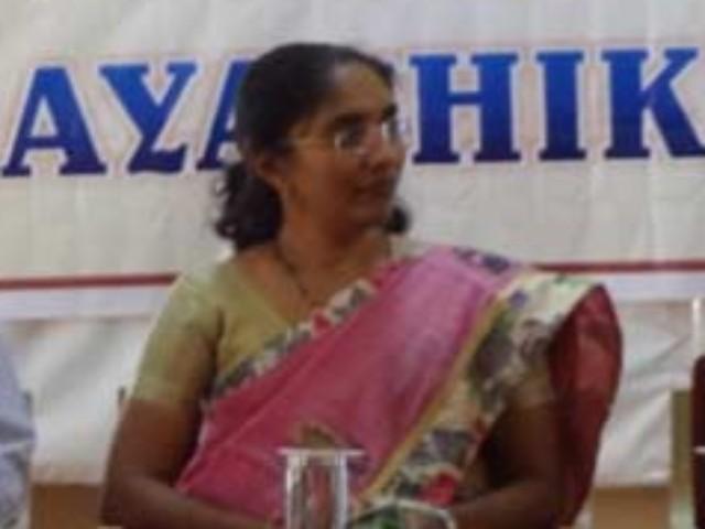 Dr. Savitri Sambamurthy