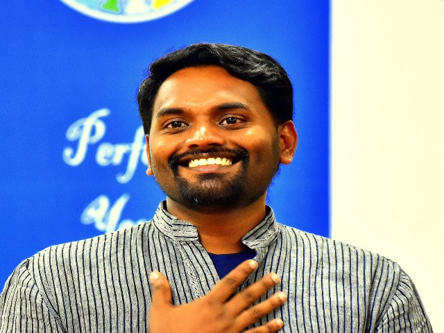 Dr. Vinayak Padikkal